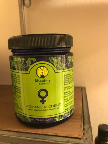 Women's Alchemy Body Butter