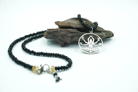 Protection Goddess Necklace