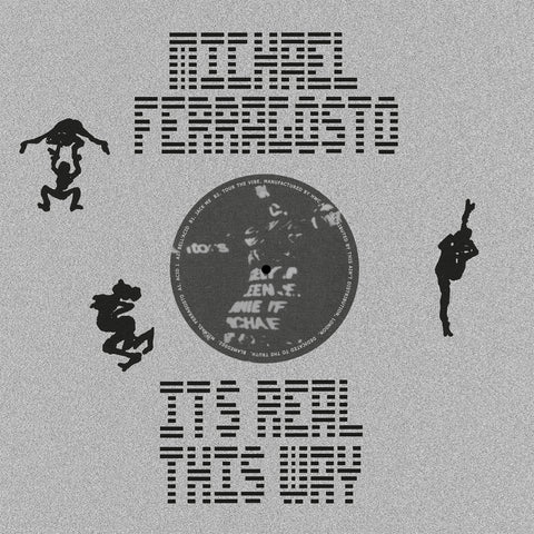 Michael Ferragosto – It's Real This Way (Blamed002)