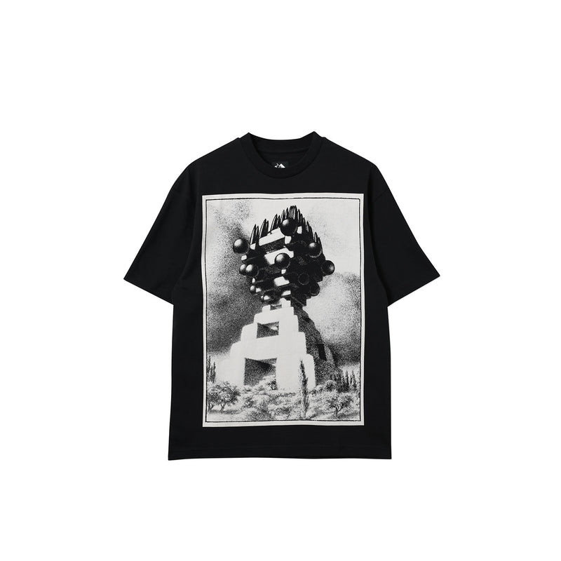 FEK WAH T-SHIRT BLACK