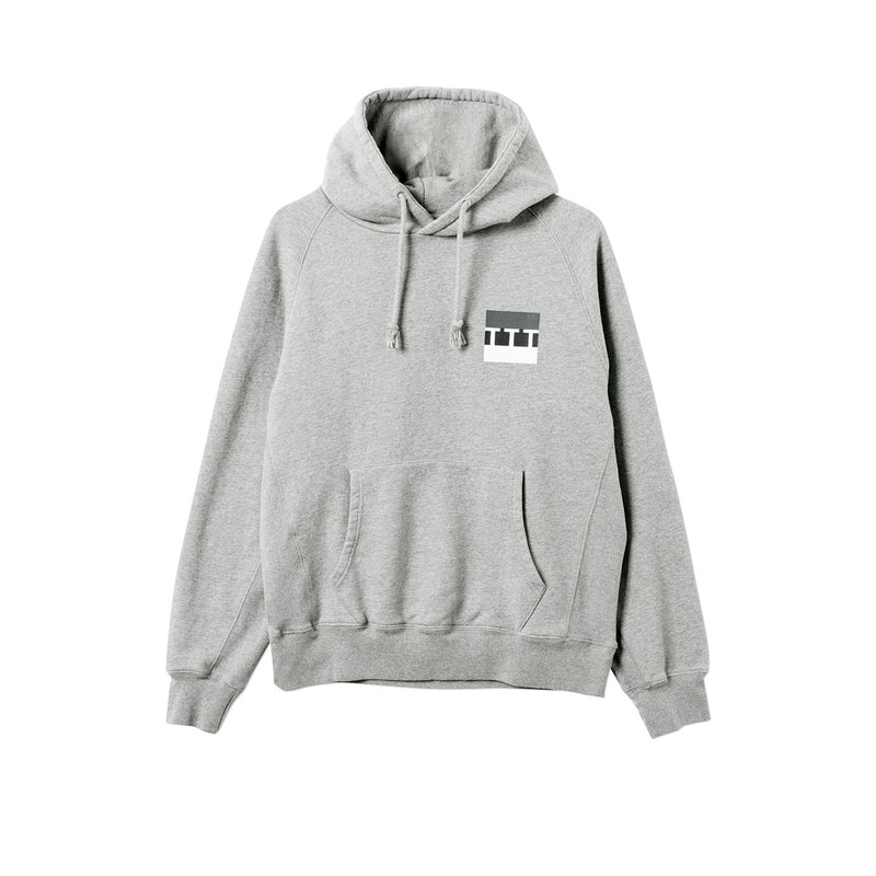 BLOCK HOOD GREY MARL