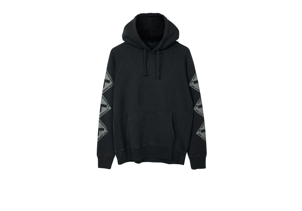 AUTOMOBILE CLUB HOOD BLACK