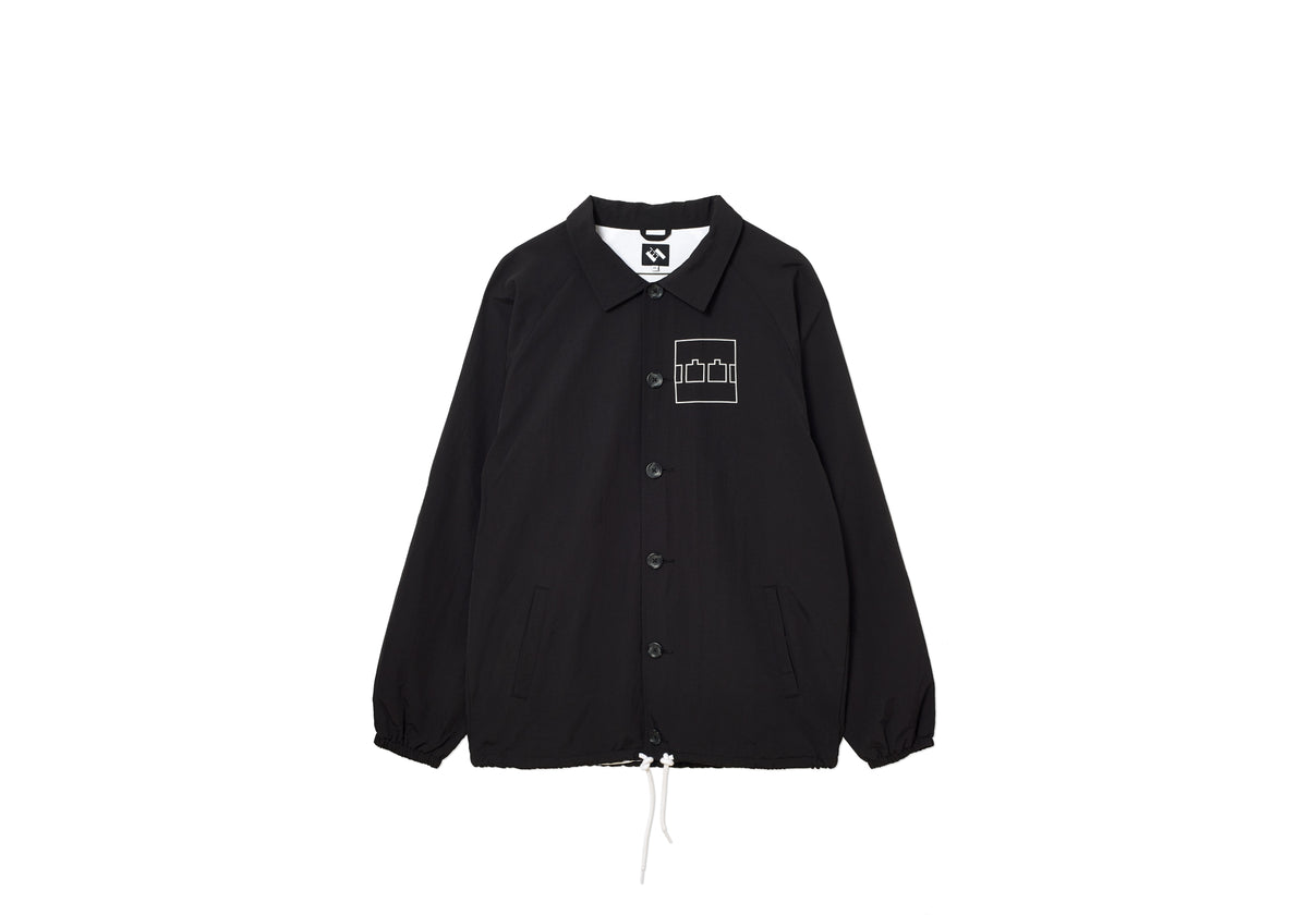 COACH JACKET BLACK