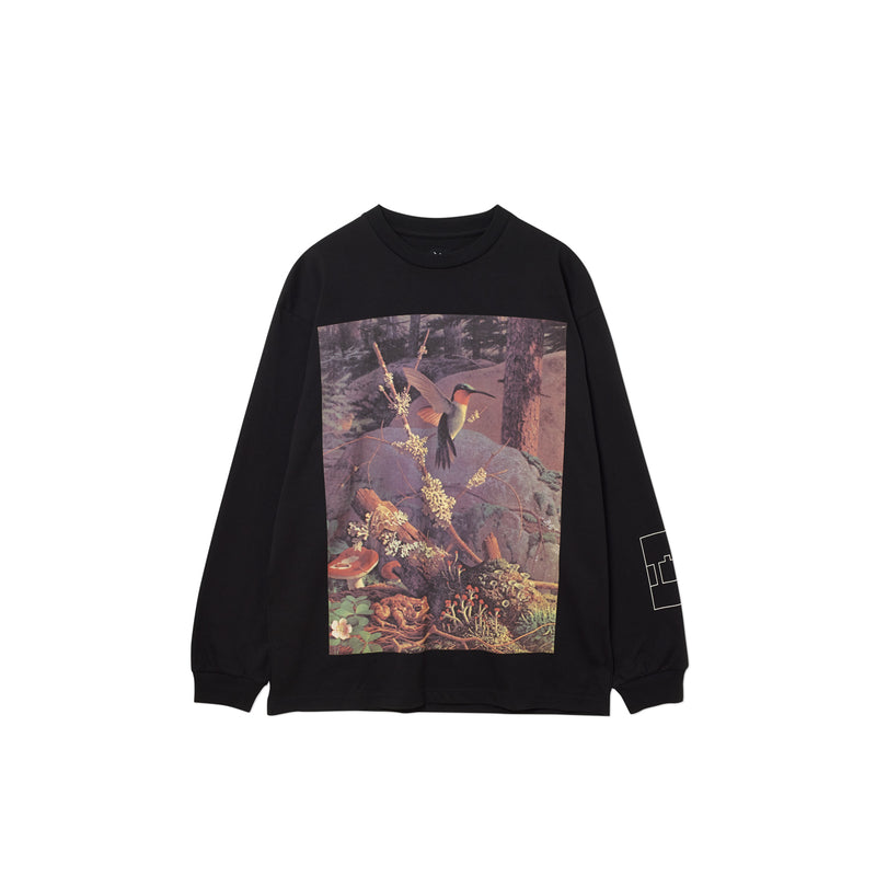 BIRD LONGSLEEVE T-SHIRT