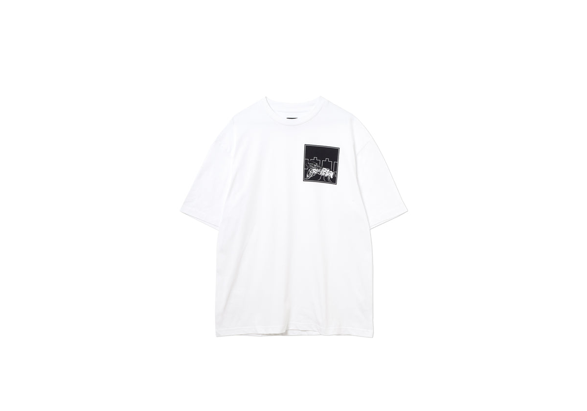 FLY T-SHIRT WHITE