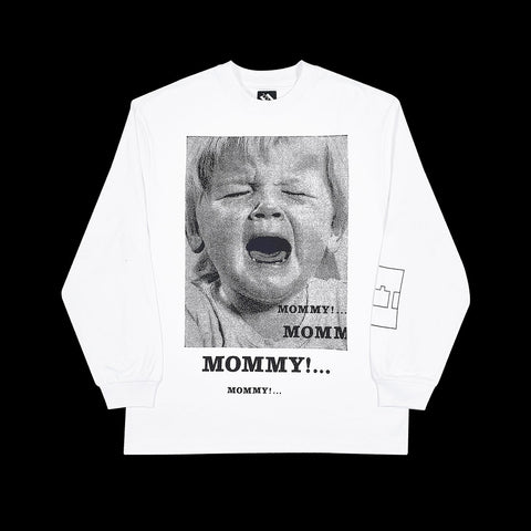 MOMMY LONGSLEEVE WHITE