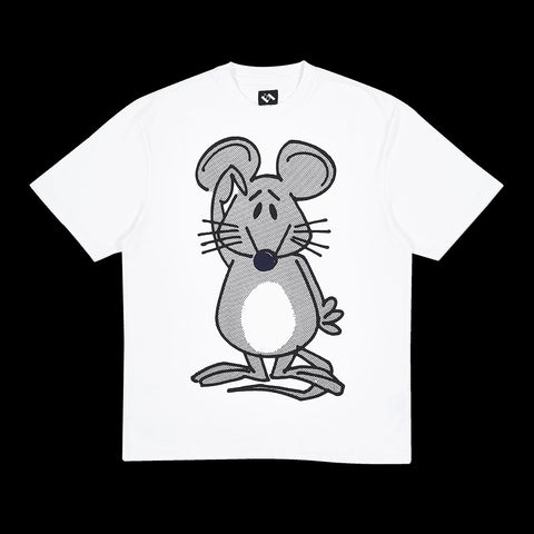 MOUSE T-SHIRT WHITE
