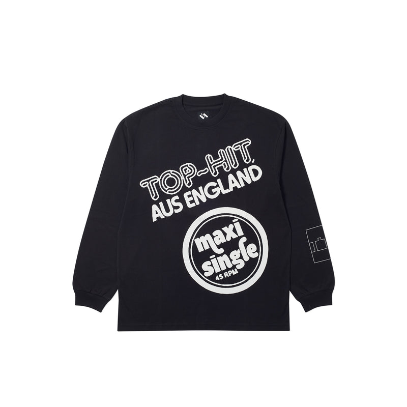 TOP-HIT LONGSLEEVE BLACK