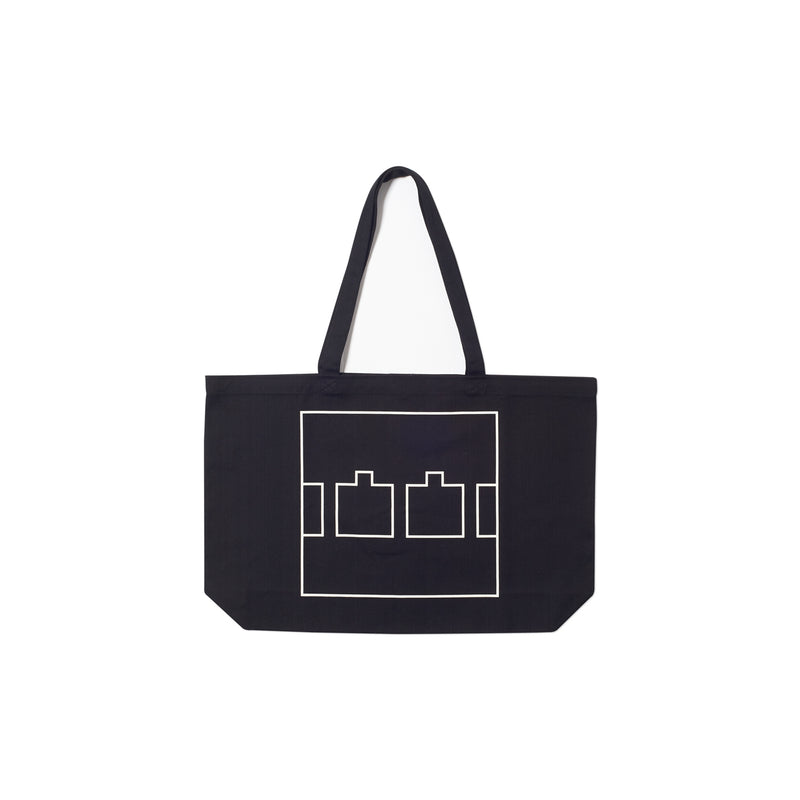 RECORD BAG BLACK