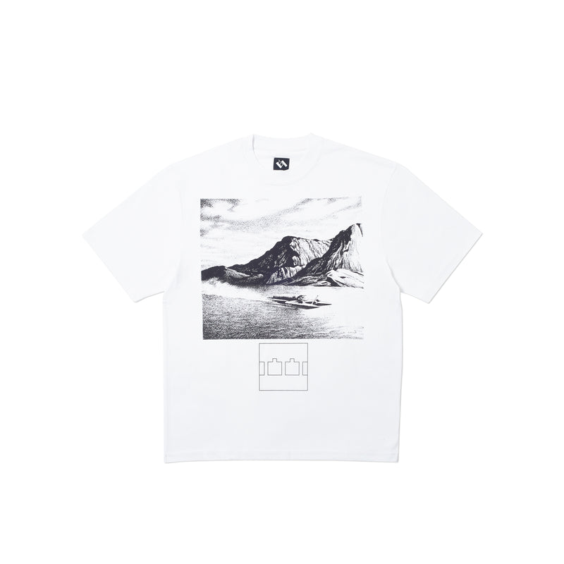 BOAT T-SHIRT WHITE