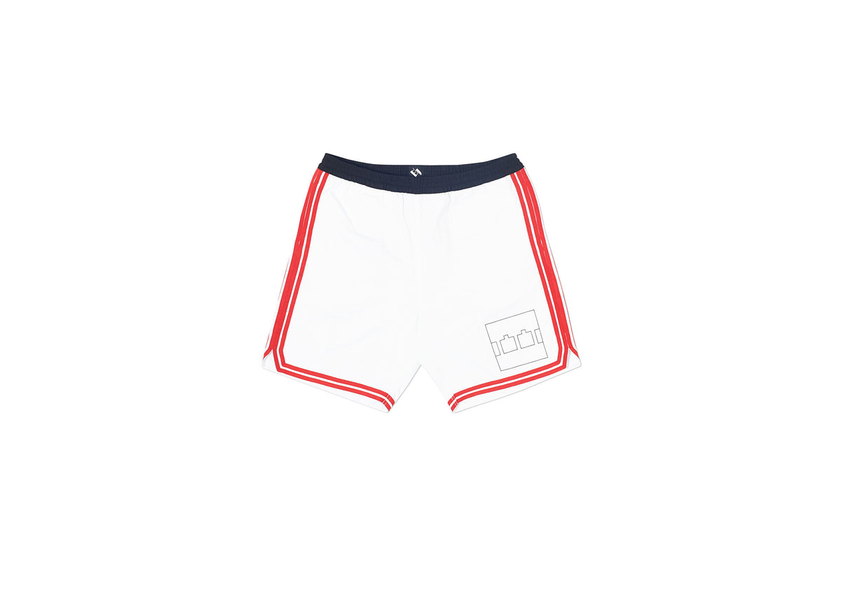 POLO SHORT WHITE