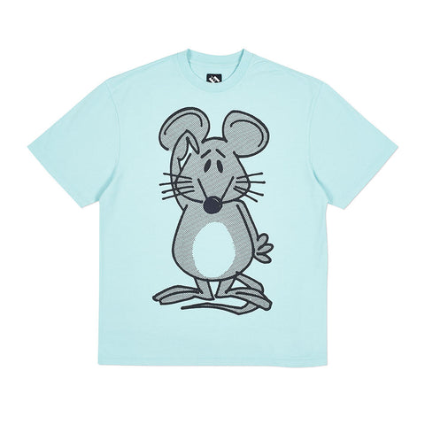 MOUSE T-SHIRT PALE BLUE