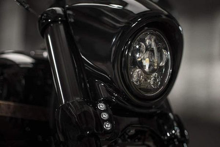"5 3/4"" LED Headlights"