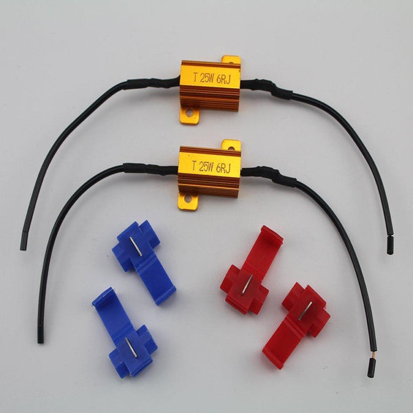 LED Turn Signal Accessories - Eagle Lights Load Resistors For 8748 Series LED Turn Signals