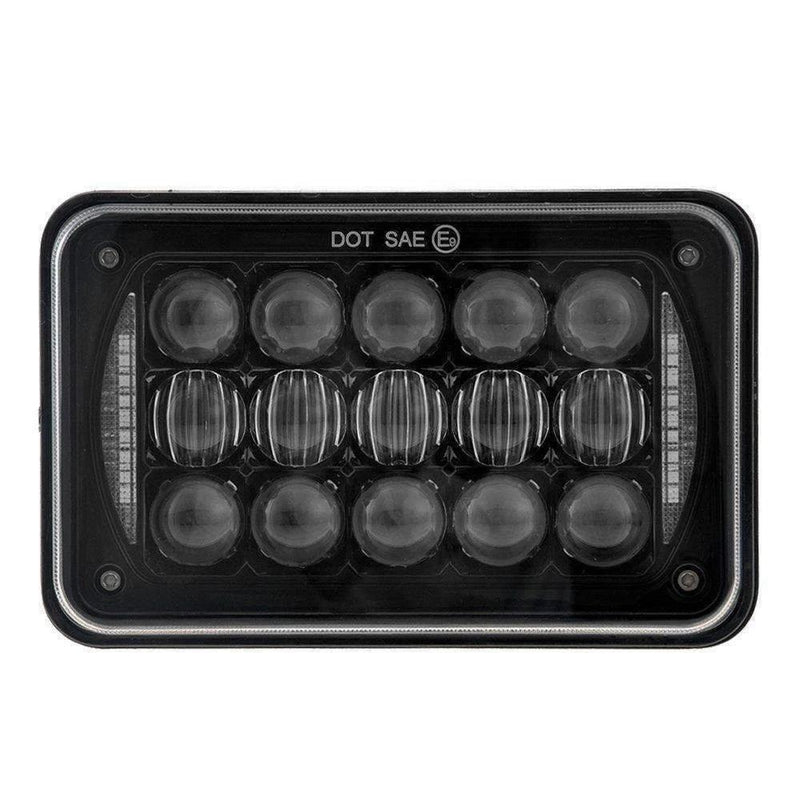 4 X 6 LED Headlights - Eagle Lights 4627B-2 LED 4 X 6 Headlights - Double Pack