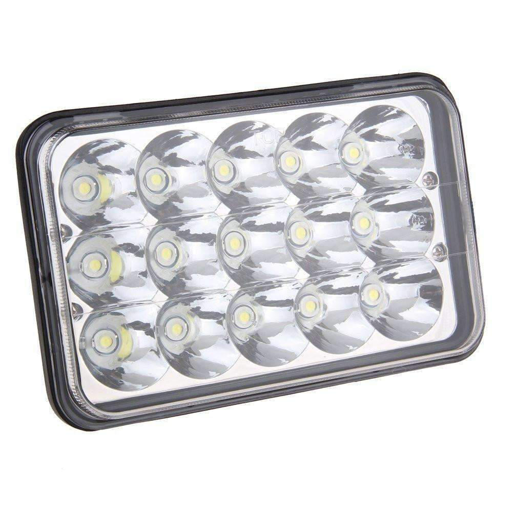 Eagle Lights 4x6 45w Led Headlights Sealed Beam