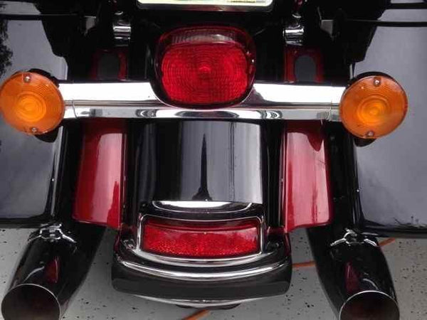 LED Tail Lights - Eagle Lights Fender Tip Light For 2009 To 2016 Electra Glide