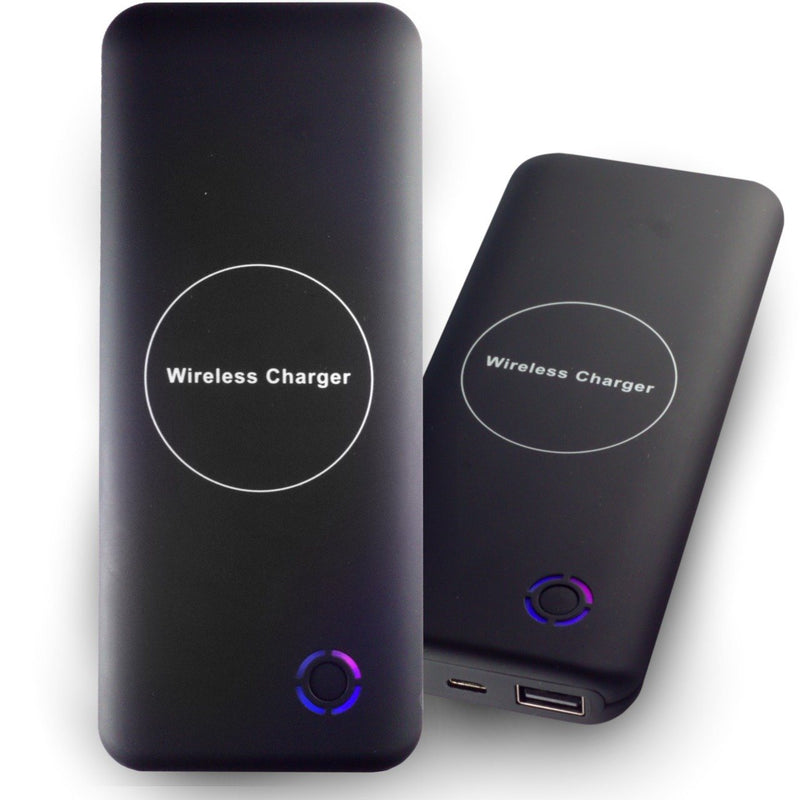 Eagle Power Wireless Charger / Power Bank For IPhone / IPad / Android And Other Smart Devices- Portable Phone Charger - Output 3-Ports External Battery Packs