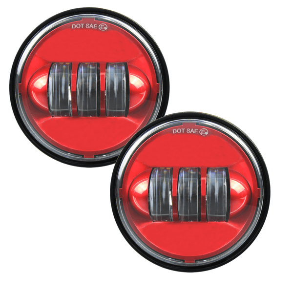 "Eagle Lights Color Matched 4.5"" LED Passing / Spot Lights"