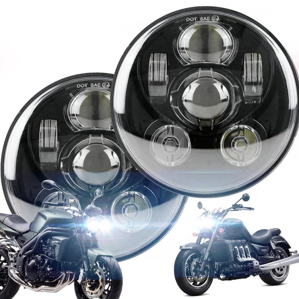 Eagle Lights LED Headlight Kit for Triumph Street Triple / Speed Triple / Rocket III