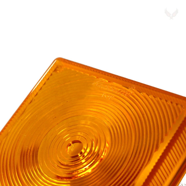"Rubbolite - Rubbolite 4"" Square 3 Lens Replacement Set 