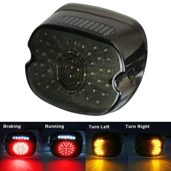 Eagle Lights 8900TL3 LED Tail Light and Turn Signal Upgrade - Electra  Glide, Road Glide, Dyna, Sportster and more