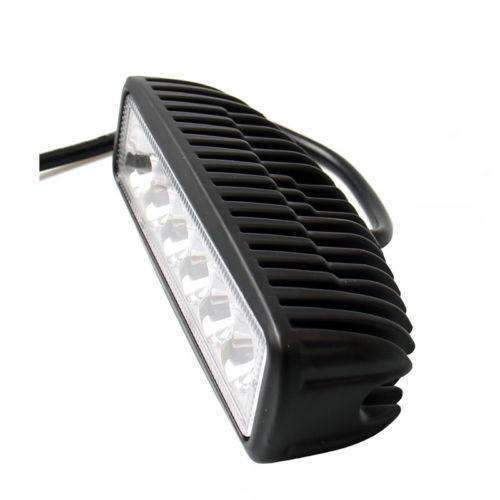 "LED Light Bar - Eagle Lights Elite Series 6"" LED Light Bar - 2500Lm, Flood Pattern"