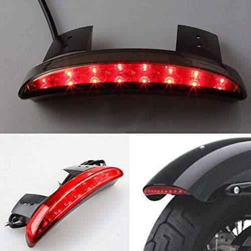LED Tail Lights - Eagle Lights LED Taillight Conversion / Upgrade Kit For Harley Sportsters