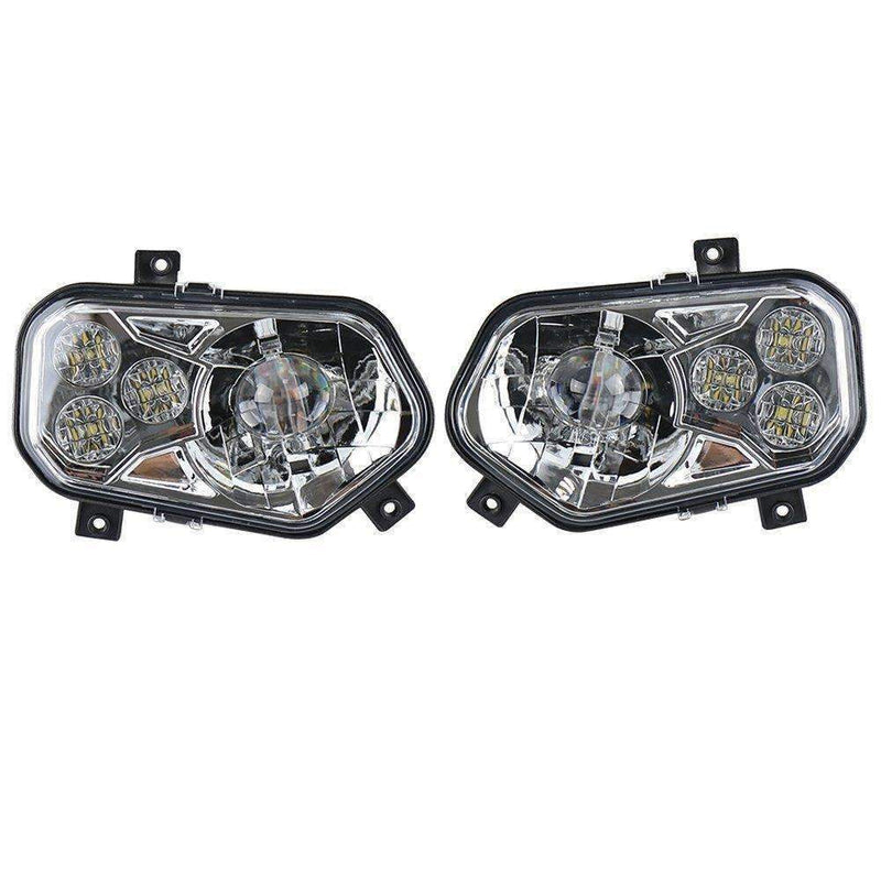Polaris ATV LED Lighting - Eagle Lights Sportman / RZR 900 / 800 LED Projection Headlights