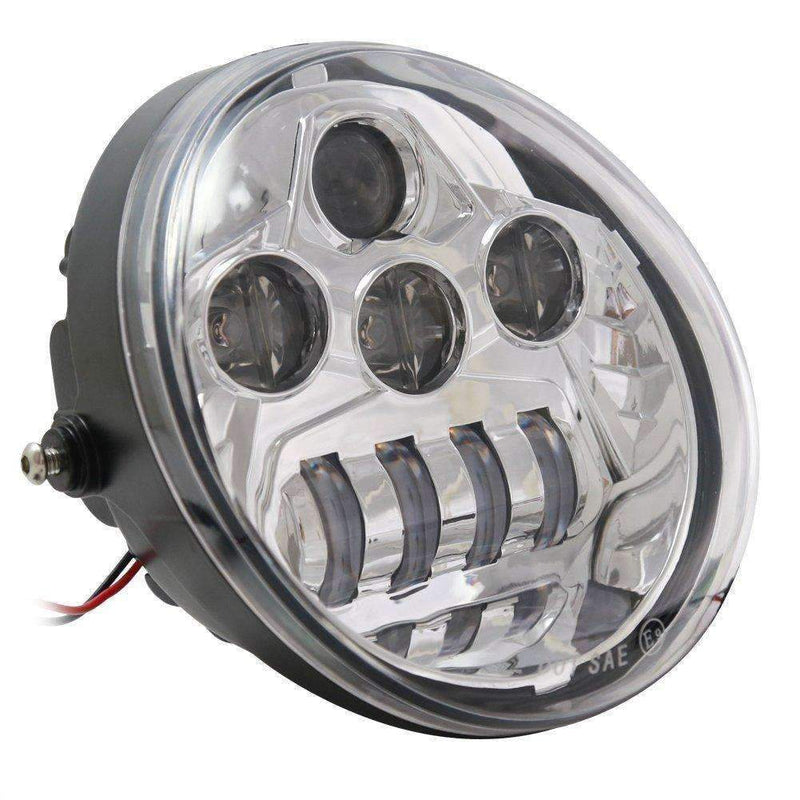 V-Rod LED Headlights - Eagle Lights V-Rod / Street Rod LED Projection Headlight VRod