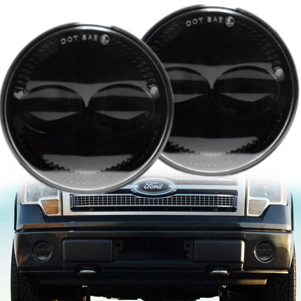Eagle Lights Ford F-150 LED Fog Light Kit 2007 To 2014 Ford F-150 LED Fog Lights