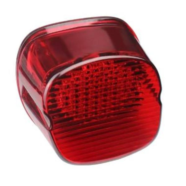 Eagle Lights Flashing Strobe LED Tail Brake Light Kit for Harley Davidson - No Window
