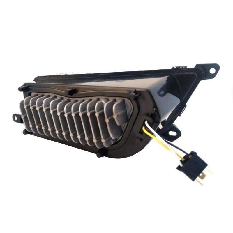 Polaris ATV LED Lighting - Polaris RZR 1000 XP 900 LED Projection Headlights