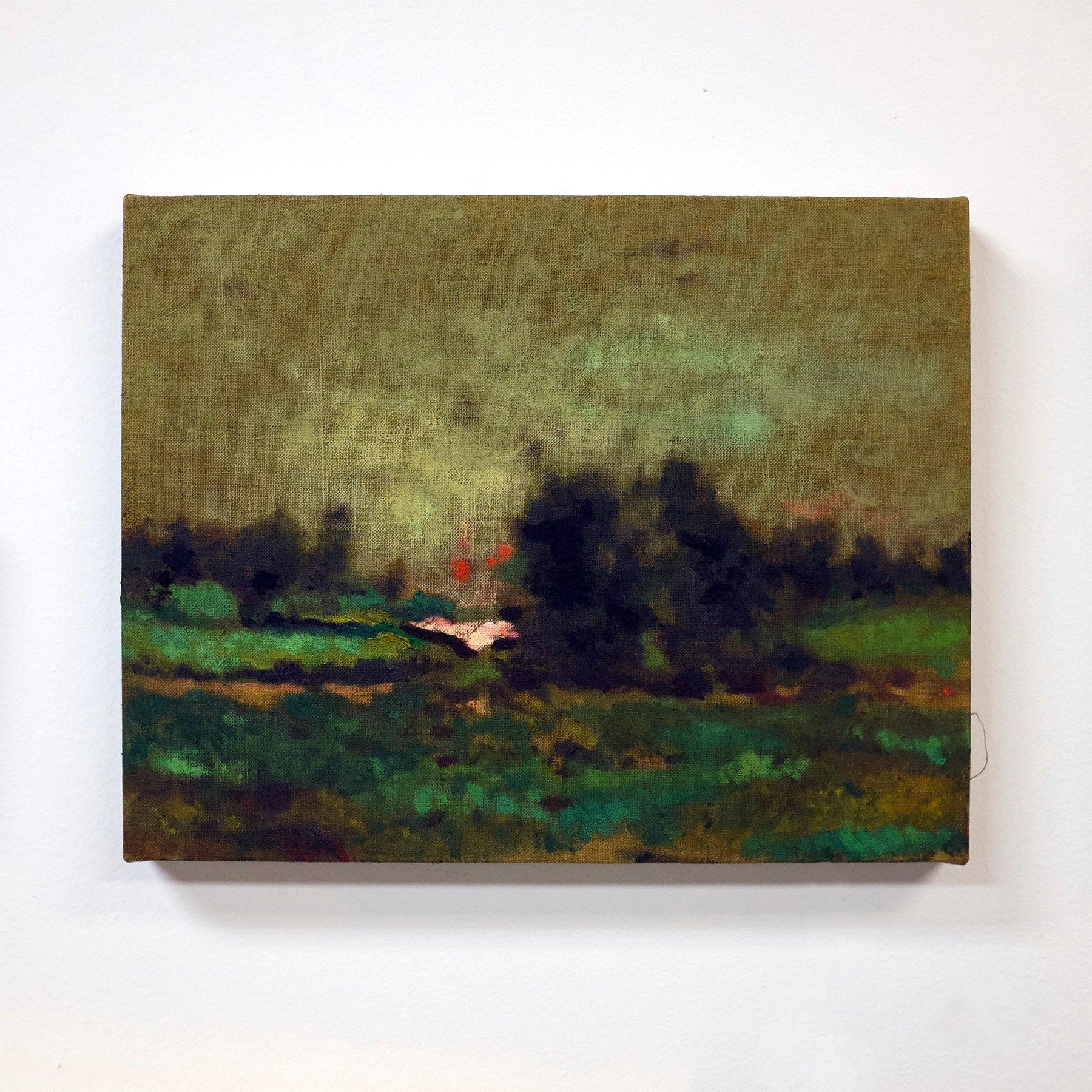 Land, Painting  by  Land Tappan