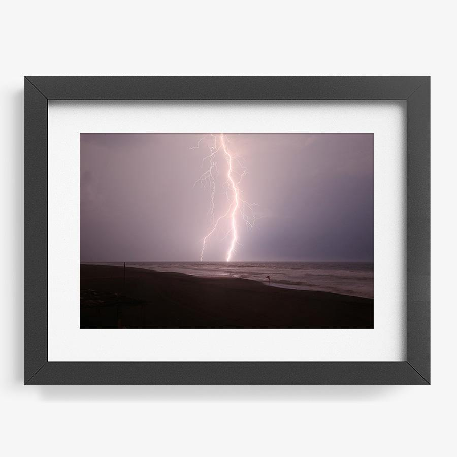 Lightning (Pasquales, Mainland Mexico)