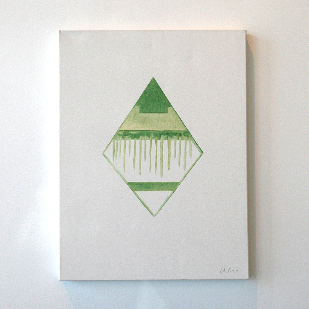 Diamond, Painting  by  Diamond Tappan