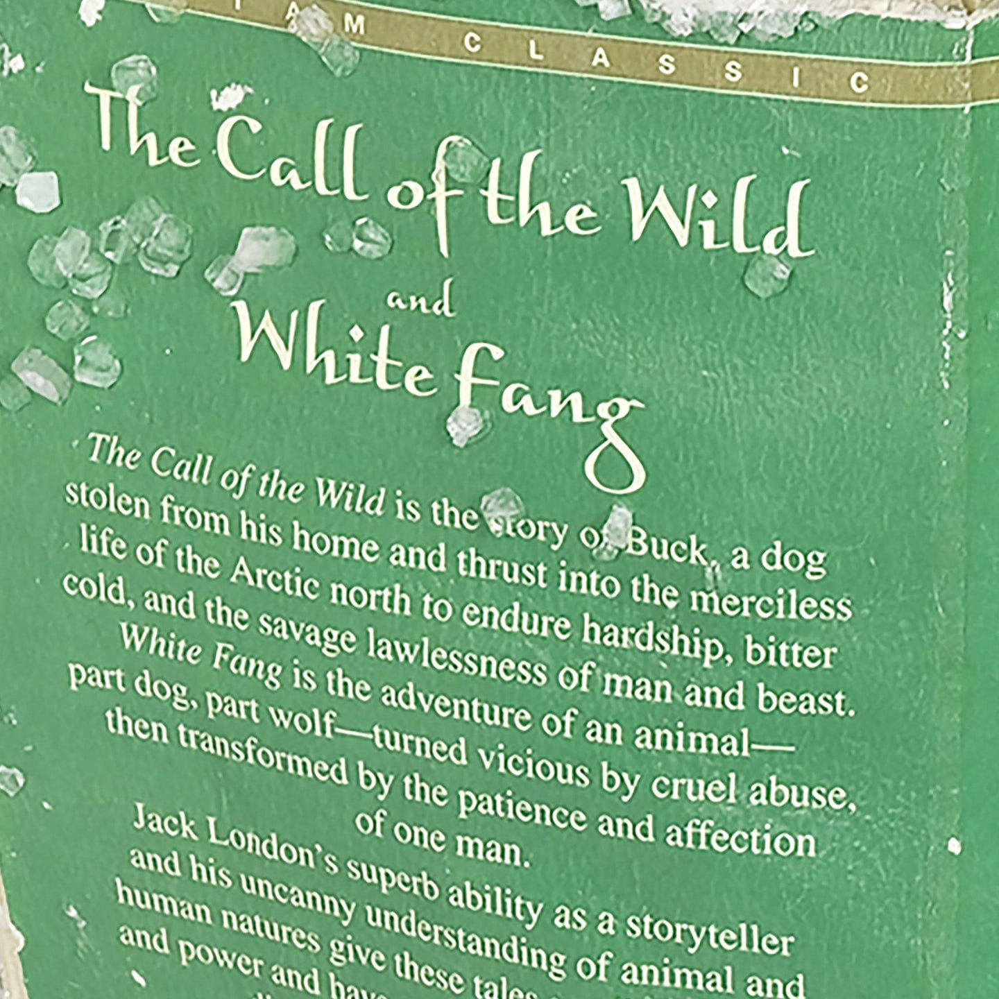 The Call of the Wilde and White Fang