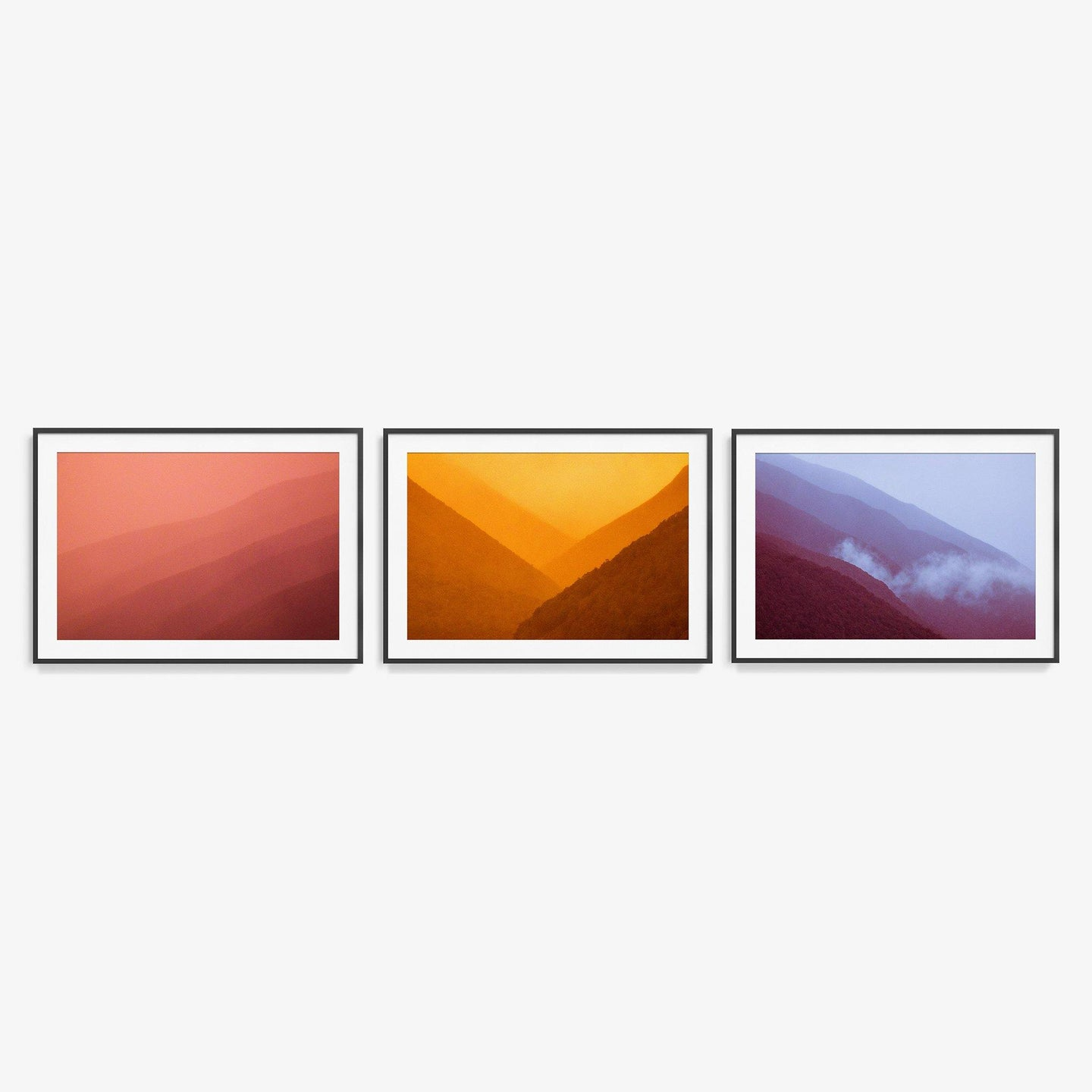 Thermal Explorer, Forgotten World Triptych