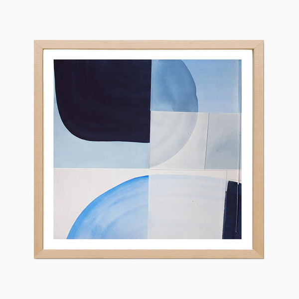 Untitled (Blue Excerpt)