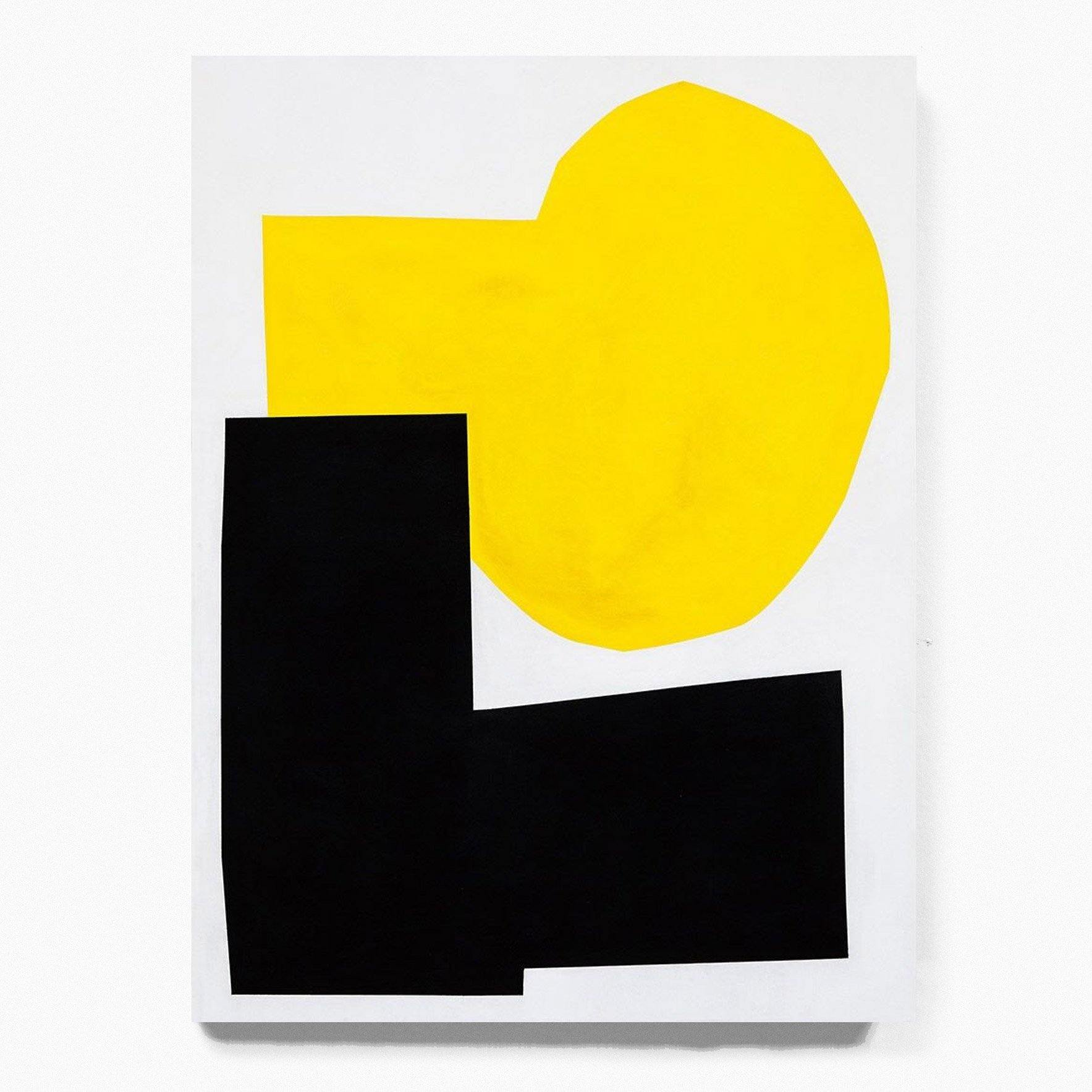 Yellow I, Painting  by  Yellow I Tappan