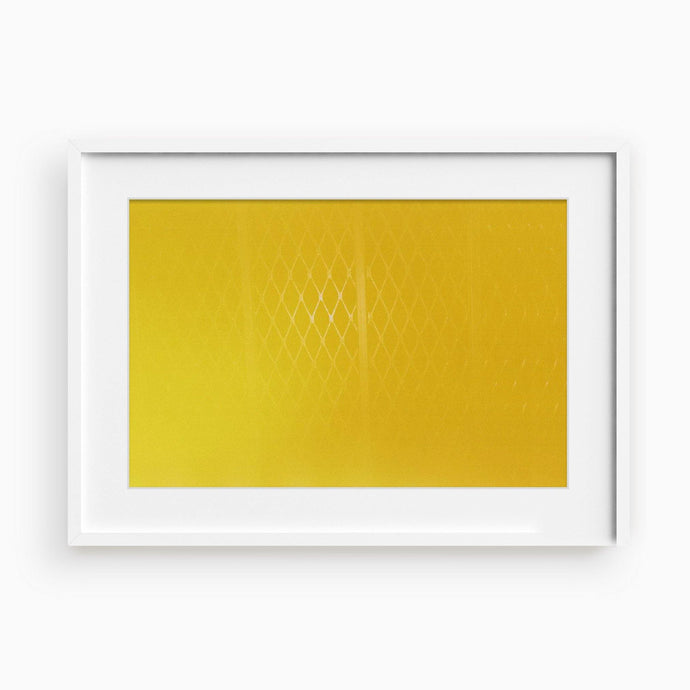 Untitled (yellow grid)