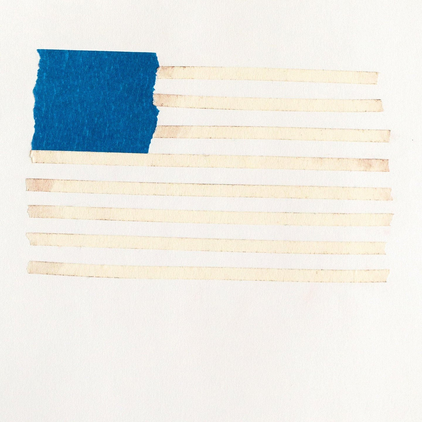 Accurate Rendering of the United States Flag IV
