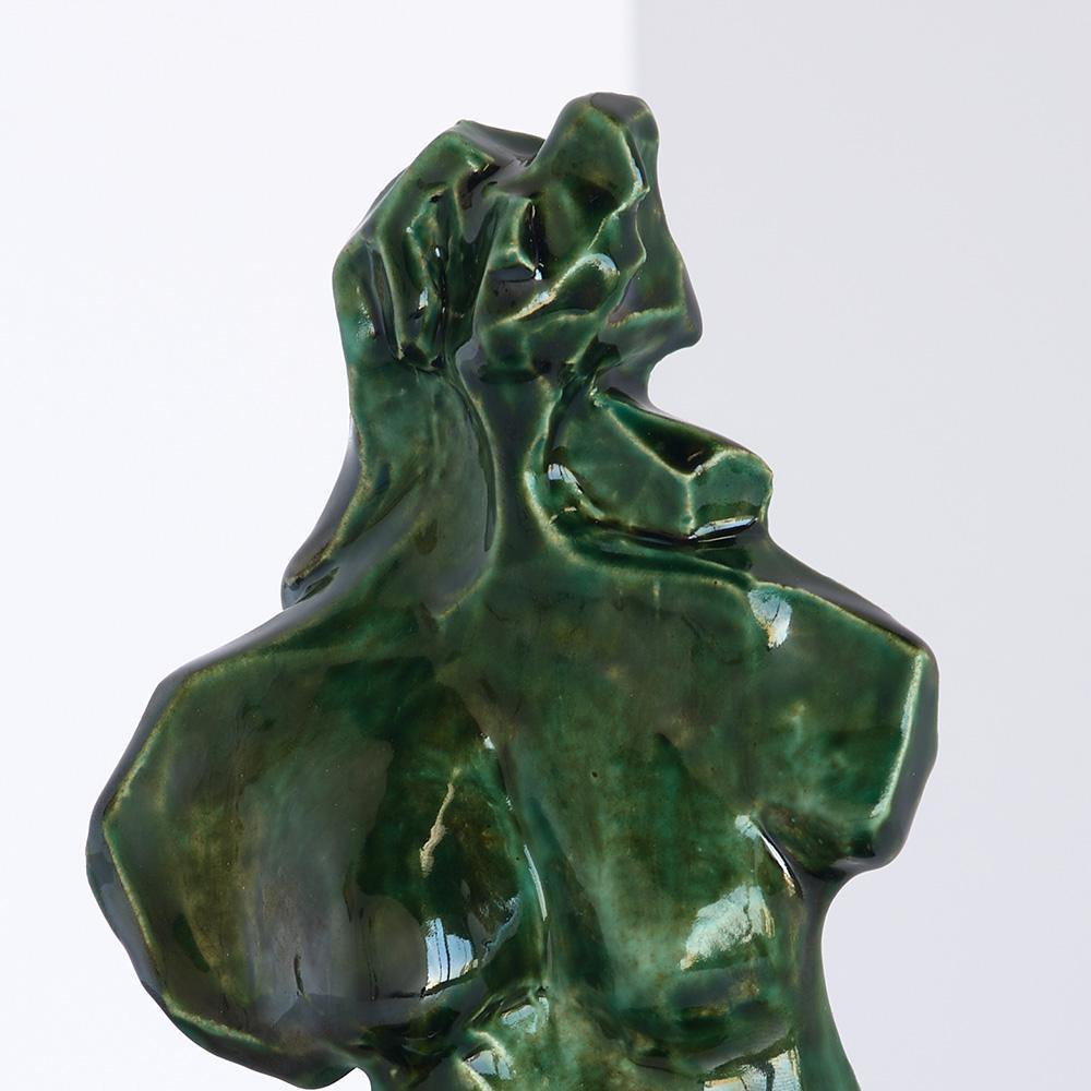Basil, Sculpture  by  Basil Tappan