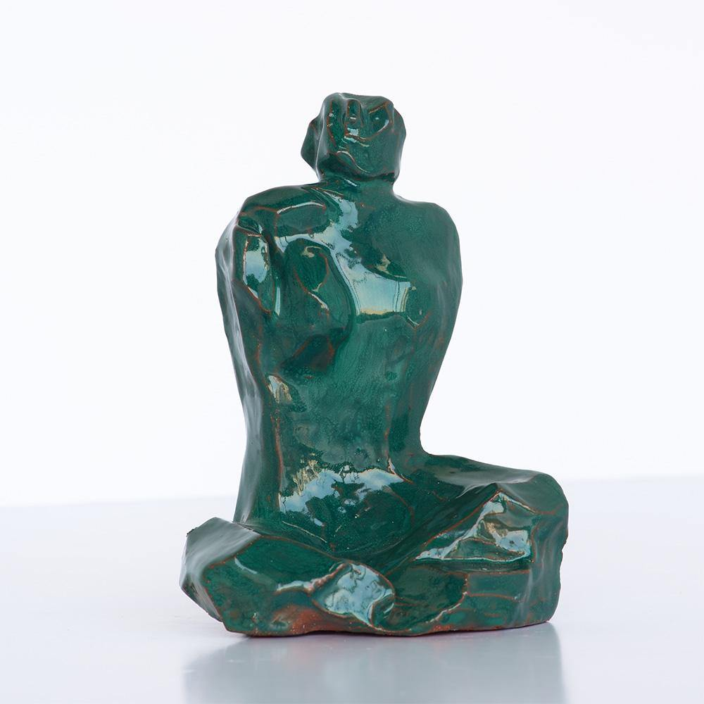 Green Woman, Sculpture  by  Green Woman Tappan