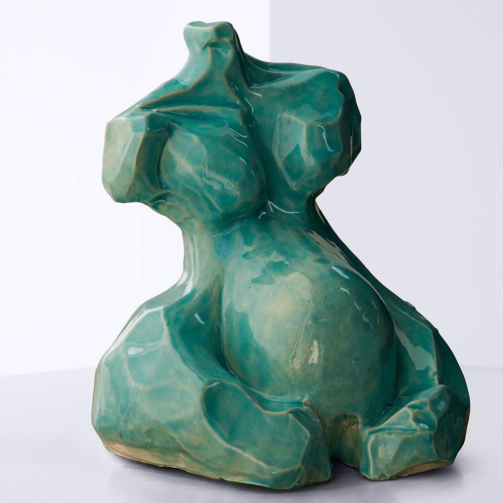 Lolli Blue, Sculpture  by  Lolli Blue Tappan