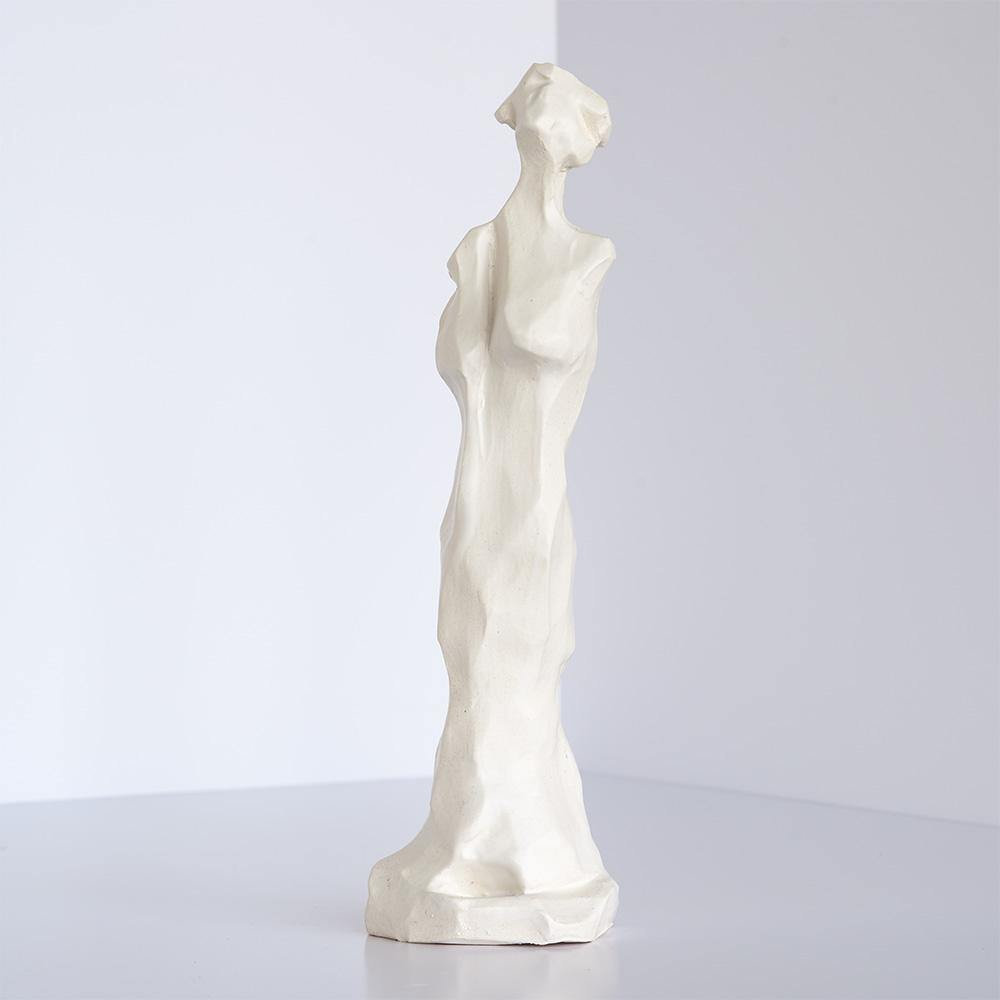White Woman (Tall), Sculpture  by  White Woman (Tall) Tappan
