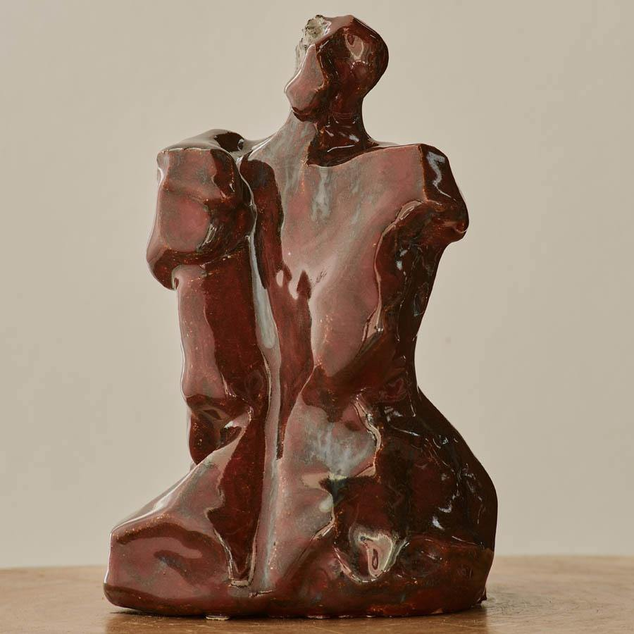 Maroon, Sculpture  by  Maroon Tappan