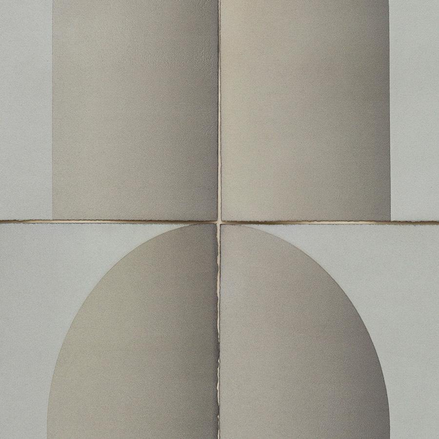 Arches (in Grey), Original Work on Paper  by  Arches (in Grey) Tappan