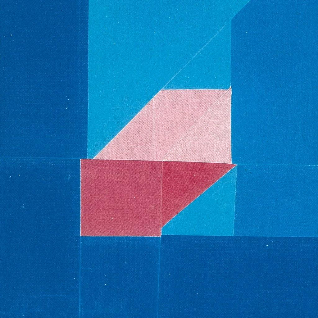 Blue Solution (Volta), Print  by  Blue Solution (Volta) Tappan
