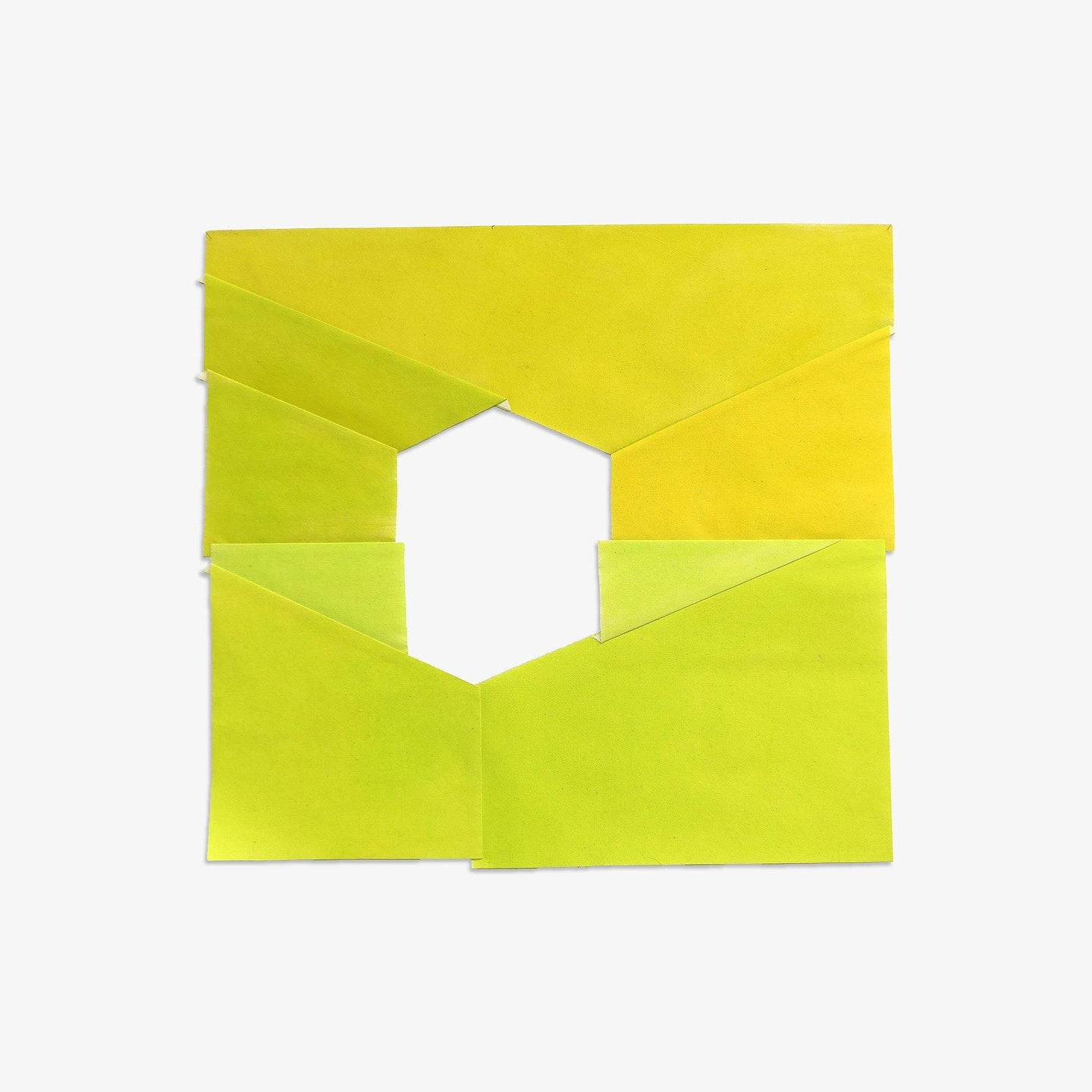 Composition Verdad #4 (Green-Yellow)